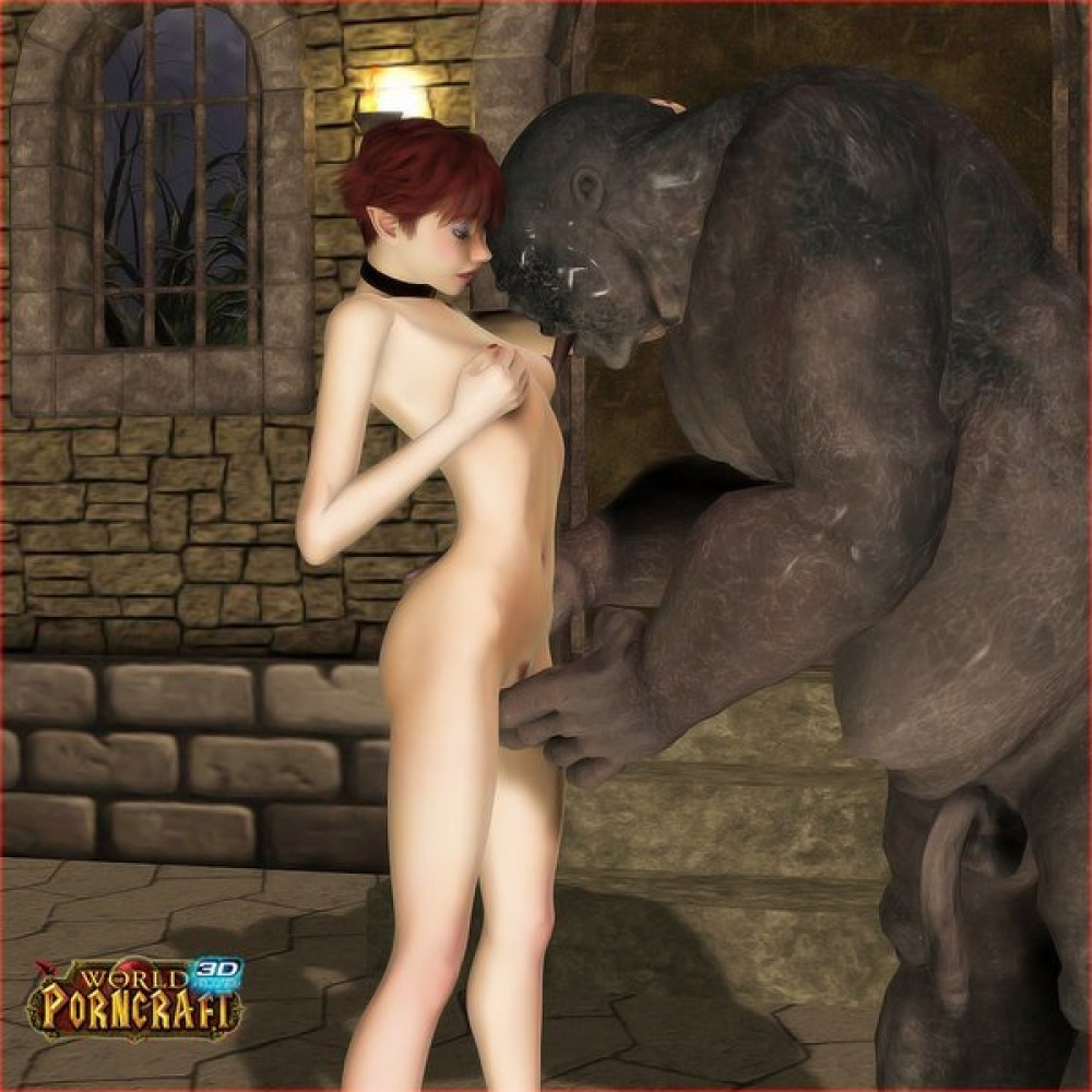 3d porncraft monster elf pic sex image